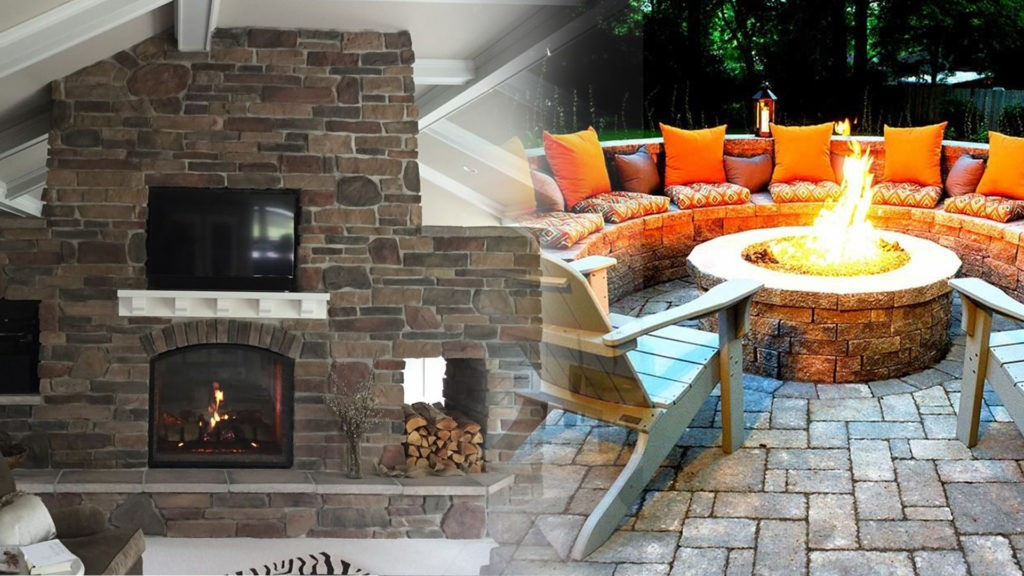Outdoor Fireplaces & Fire Pits-McKinney TX Professional Landscapers & Outdoor Living Designs-We offer Landscape Design, Outdoor Patios & Pergolas, Outdoor Living Spaces, Stonescapes, Residential & Commercial Landscaping, Irrigation Installation & Repairs, Drainage Systems, Landscape Lighting, Outdoor Living Spaces, Tree Service, Lawn Service, and more.
