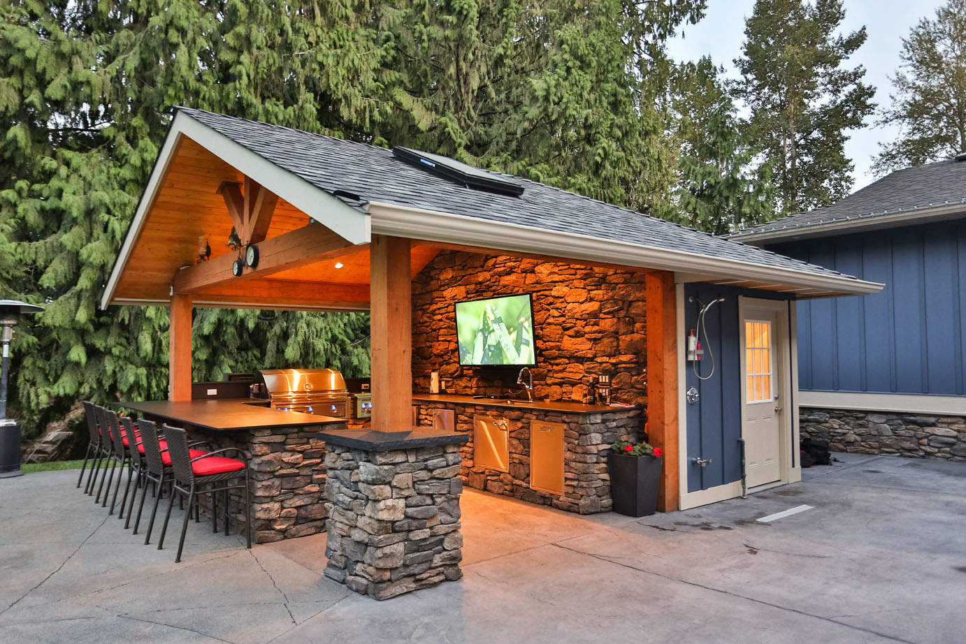 Outdoor Kitchen Design & Installation-McKinney TX Professional Landscapers & Outdoor Living Designs-We offer Landscape Design, Outdoor Patios & Pergolas, Outdoor Living Spaces, Stonescapes, Residential & Commercial Landscaping, Irrigation Installation & Repairs, Drainage Systems, Landscape Lighting, Outdoor Living Spaces, Tree Service, Lawn Service, and more.