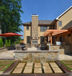 Residential Outdoor Living Spaces-McKinney TX Professional Landscapers & Outdoor Living Designs-We offer Landscape Design, Outdoor Patios & Pergolas, Outdoor Living Spaces, Stonescapes, Residential & Commercial Landscaping, Irrigation Installation & Repairs, Drainage Systems, Landscape Lighting, Outdoor Living Spaces, Tree Service, Lawn Service, and more.